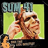Does This Look Infected [CD + DVD] Sum 41