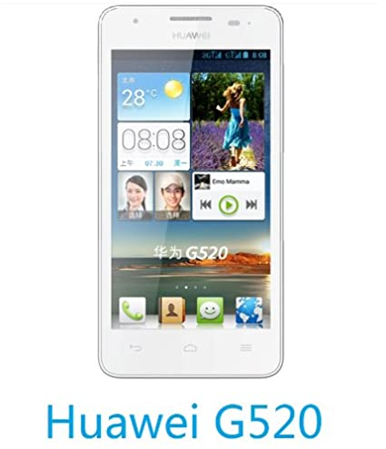 Huawei Ascend G520 Dual sim Quad Core1 2ghz Android 4 1