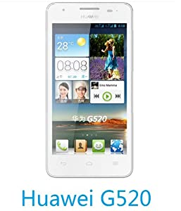 Huawei Ascend G520 Dual-sim Quad Core1.2ghz 5mp Android 4.1 Smartphone