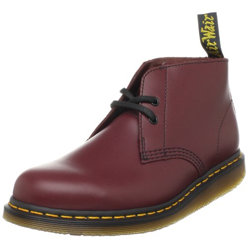 Dr Martens Unisex Manton Chukka Boot Cherry Red 13448600 12 UK