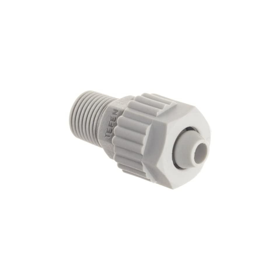 1//4 OD 1//4 OD Pack of 10 MettleAir MTV 1//4 Push to Connect Elbow Union Fitting Pack of 10 MTV 1//4-10PK