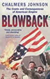 Blowback (0751530808) by Johnson, Chalmers
