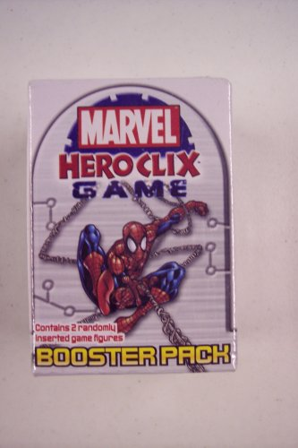 Marvel HeroClix Universe Booster Pack (1 Pack)