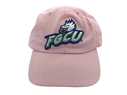 fgcu florida gulf coast eagles pink hat cap