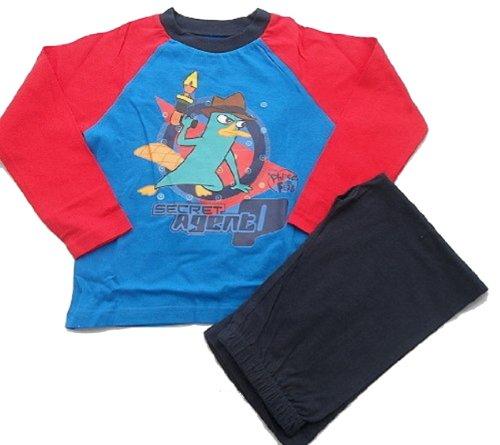 Disney Jungen Schlafanzug 122
