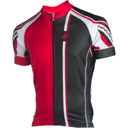 Image of Hincapie Sportswear Equipe Jersey - Short-Sleeve - Men's (B007ADQ8C4)