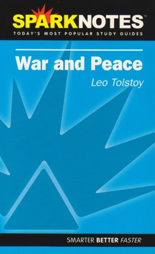 war-and-peace-sparknotes-literature-guide-sparknotes-literature-guide-series