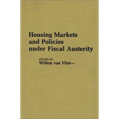 Housing Markets and Policies Under Fiscal Austerity (Contributions in Sociology)