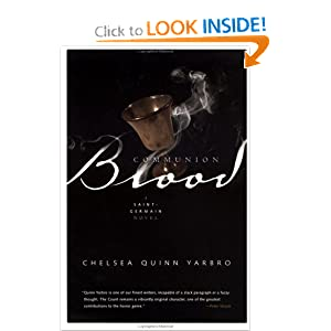 Communion Blood: A Novel of Saint-Germain by