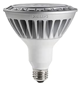 Philips 410290 Dimmable AmbientLED 17-Watt PAR38 Indoor Flood Light Bulb