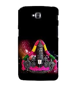 printtech Balaji Back Case Cover for LG GPro Lite::LG G Pro Lite Dual D686