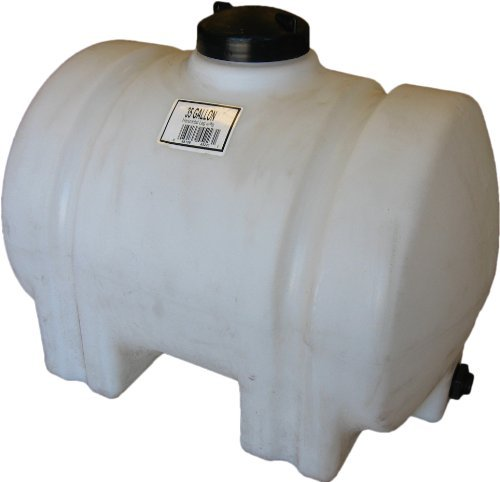 Norwesco 45223 35 Gallon Horizontal Water Tank (35 Gallon Water Tank compare prices)