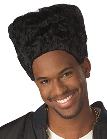 Amazon Com California Costumes Men S Hi Top Fade Wig