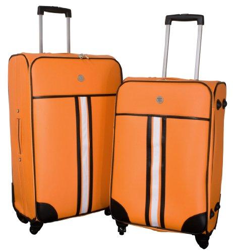 Kofferset 2tlg Amsterdam orange