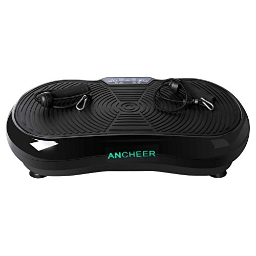 Fantastic Deal! Ancheer Full Body Vibration Platform Fitness Massage Machine Exercise Trainer Plate