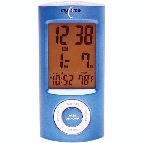 Equity by La Crosse 70901 Digital Pocket Alarm Clock