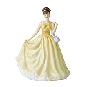 Royal Doulton LILY Petite Pretty Ladies Figurine HN5434       review