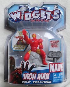 Marvel Widgets Wind Up Iron Man