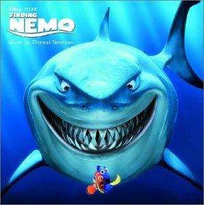 Original album cover of Finding Nemo by Original Soundtrack