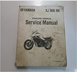1983 1984 yamaha xj 900 rk xj900rk service repair manual. Black Bedroom Furniture Sets. Home Design Ideas