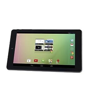 Intenso 5509854 Tab 734 17,8 cm (7 Zoll) Tablet-PC (ARM Cortex A9 Dual-Core, 1GHz, 1GB RAM, 4GB HDD, micro-USB, Android 4.2) schwarz