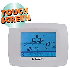 Cronotermostato TOUCH SCREEN Programmabile Digitale CDS-30