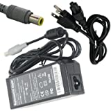 Laptop/Notebook AC Adapter/Power Supply Charger+Cord for IBM-Lenovo 3000 C100 C200 N100 N200 V100 V200