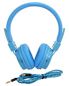 iNext IN-903 Hp B Wired Headphone (Blue)
