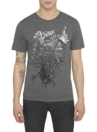 herren-designer-mode-im-vintage-rock-style-t-shirt-schwarz-mit-aufdruck-eagle-cool-fashion-metallic-