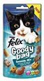 Felix Goody Bag Cat Treats 60g Seaside Mix Flavour