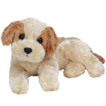 TY Beanie Baby - BANJO the Dog - 1