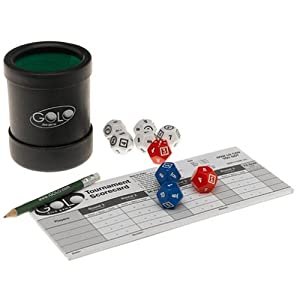 GOLO Golf Dice Game