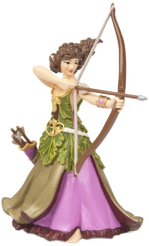 Papo Huntress Toy Figure - 1