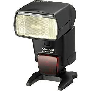 Canon Speedlite 580EX Flash for Canon EOS SLR Digital Cameras - Older