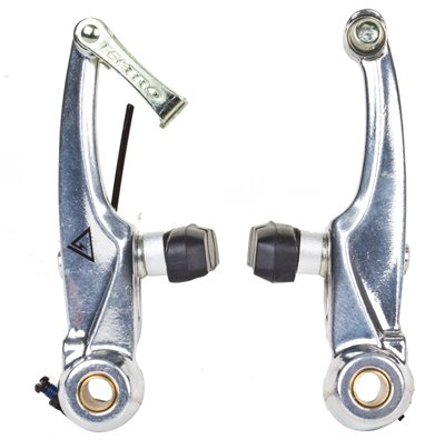 Rockwerks V Alloy 922A Bicycle Brake Caliper- Silver