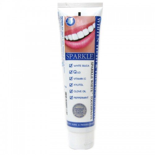Sparkle white toothpaste 160G (Spry Grape compare prices)
