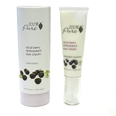 Best Cheap Deal for 100% Pure Organic Acai Berry Eye Cream, 1 Ounce by Buy Smart LLC - Free 2 Day Shipping Available