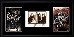 Metallica Framed Photographs