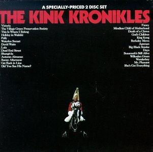 The Kink Kronikles artwork