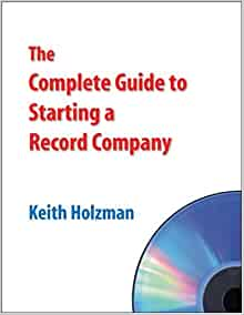 Record label business plan book