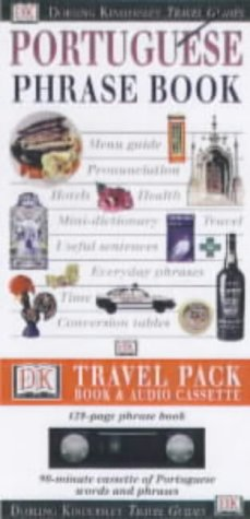 Portuguese Travel Pack (Travel Guide Phrase Packs)