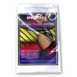 Swami Thumb Writer (Pencil Lead) by Powell Magic - Trick