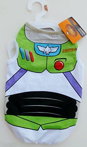 Disne (Dog Buzz Lightyear Costume)