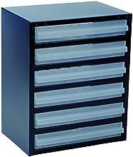 Raaco 137591 - Magazin de acero 250 / 6-3, azul