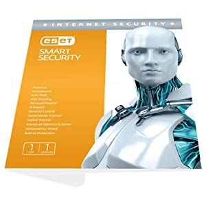 Eset Smart Security (2014)/PC/1 user/1 year/Eco-friendly packaging
