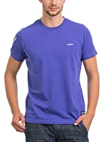 JACK WILLIAMS Camiseta Manga Corta (Morado)