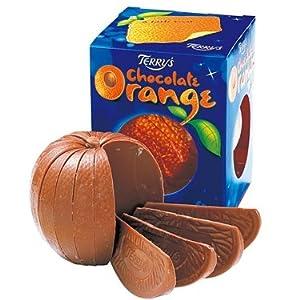 【テリーズ】 【イギリス土産】   オレンジチョコレート ミルク  175g 【買物合計5000円以上で/ 送料無料・キャンペーン対象品】
