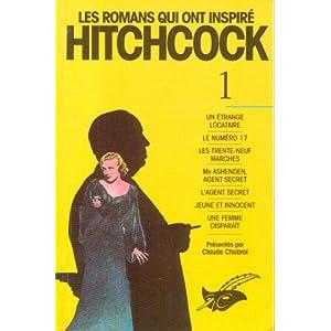 Les romans qui ont inspiré Hitchcock - 1