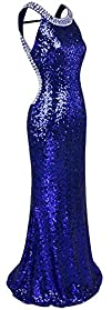 Angel-fashions Women's Beaded Sparkle…