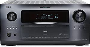 Denon AVP-A1HDCI Ultra Reference A/V Network Streaming Preamplifier (Discontinued by Manufacturer)